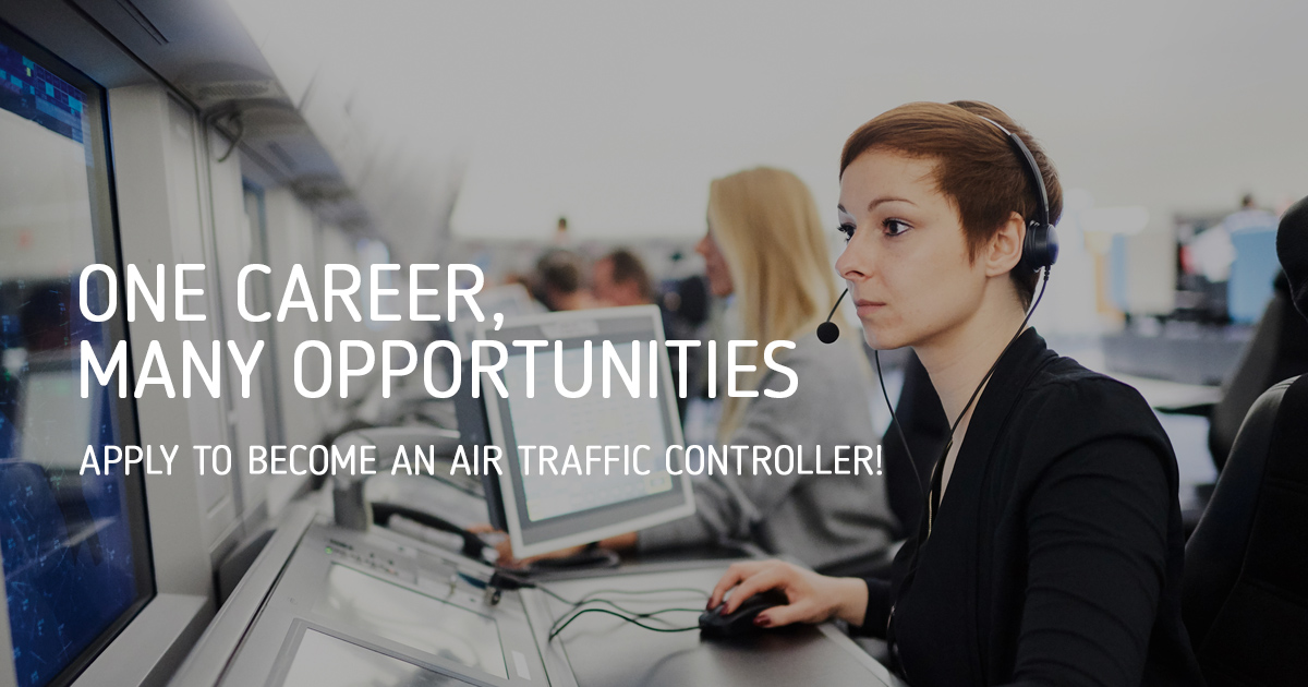 Recruitment of student Air Traffic Controllers