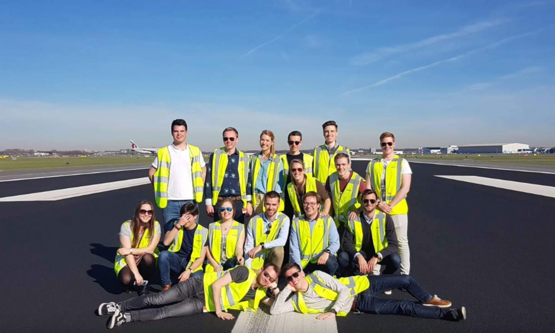 The journey of becoming an air traffic controller at the Maastricht Upper Area Control Centre
